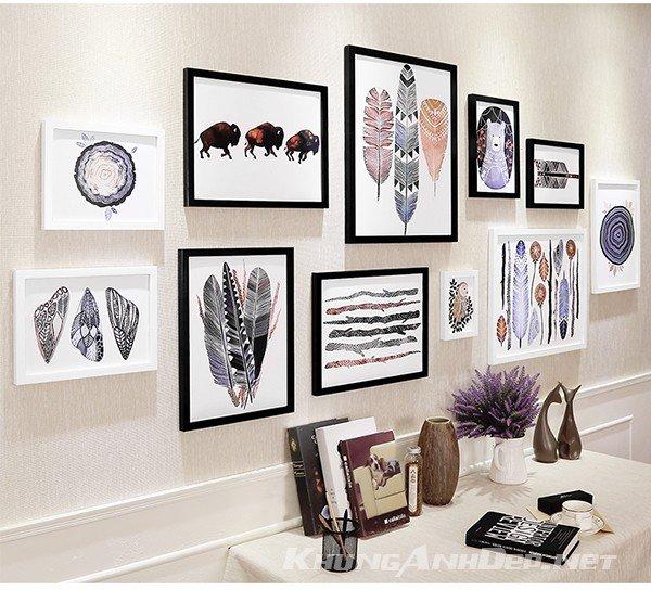 Sự lựa chọn hoàn hảo cho việc trang trí phòng khách hiện đại